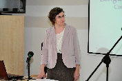 "Galeria: Prezentacja pt. ""Language Learning in Context: Comparing ESL and EFL Pedagogy"" (24.04.2013)"