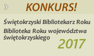 Konkursu na Świętokrzyskiego Bibliotekarza Roku 2017